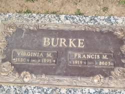 "Francis M ""Mel"" Burke"