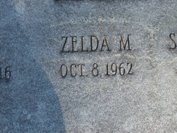 Zelda Mae Saville