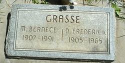 Muriel Bernece <I>Hays</I> Grasse