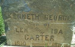 Kenneth George Carter