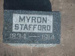 Myron Stafford