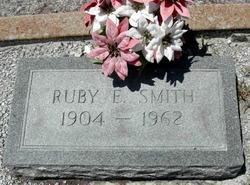 Ruby Estelle <I>Cox</I> Smith