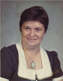 "Judith Dee ""Judy"" Hammond"