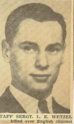 SSGT Leroy Edward Wetzel