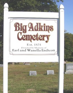 Big Adkins Cemetery
