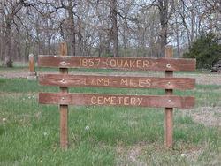 Lamb-Mills Cemetery