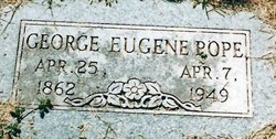 George Eugene Pope