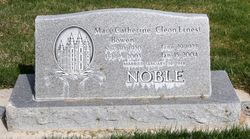 Cleon Ernest Noble