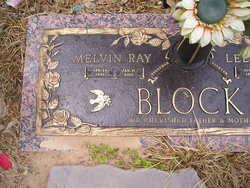 Melvin Ray Block