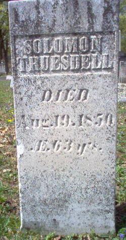 Solomon Truesdell