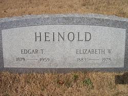 Elizabeth Walls <I>DeVenish</I> Heinold
