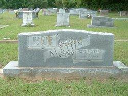 Kittie Vera <I>Cates</I> Alston