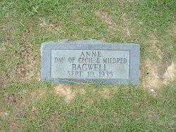 Anne Bagwell