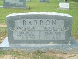 William Smith Barron