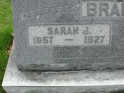 Sarah Jane <I>Dragoo</I> Branigin