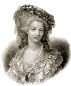 Marie-Louise Princesse De Lamballe