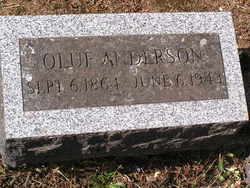 Oluf Anderson