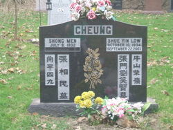 Shue Yin Low Cheung