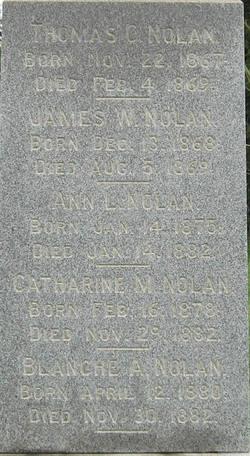 Ann Loretta Nolan