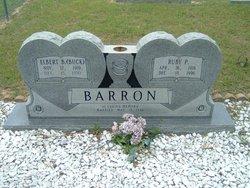 """Elbert Bedell """"Buck"""" Barron"""