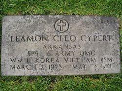 Leamon Cleo Cypert