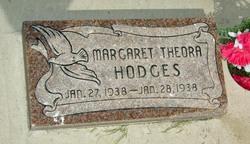 Margaret Theora Hodges