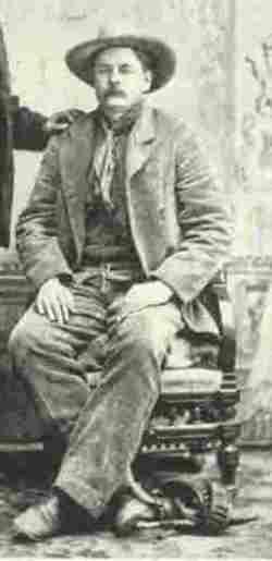 """Robert Ameridth """"Pecos Bob"""" Olinger"""