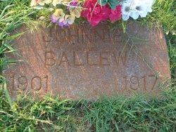 Johnnie Ballew