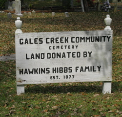Gales Creek Community Cemetery