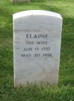 Elaine <I>White</I> Smagon