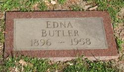 Edna A Butler