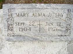Mary Alma <I>Bertrand</I> Aubey