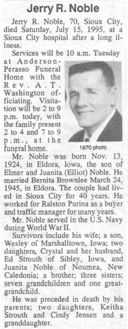 Jerry Richard Noble