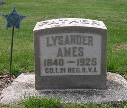Pvt Lysander Ames