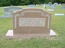 PFC George William Allen