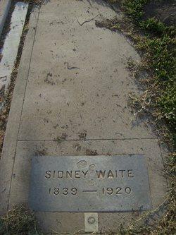 Sidney Paine Waite