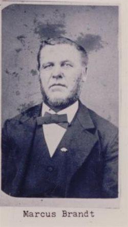 Marcus Peter Andreas Brandt