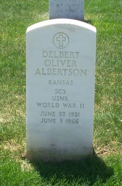 Delbert Oliver Albertson