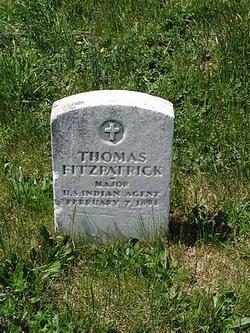 "Thomas ""Broken Hand"" Fitzpatrick"