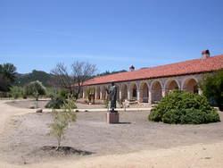 Mission San Antonio de Padua Cemetery