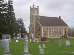 East Clermont Lutheran Church Cemetery