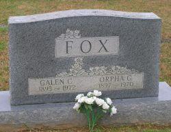 Galen C Fox