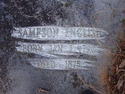 Rev Sampson J. English