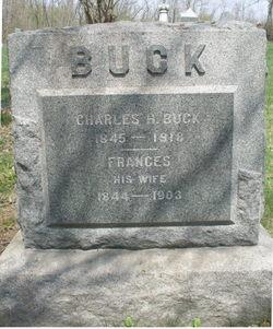 Frances <I>Bartholomew</I> Buck