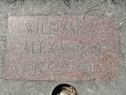William Denton Alexander