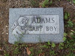 Baby Boy Adams