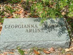 Georgianna Trawick <I>Russell</I> Arline
