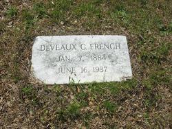 DeVeaux C French
