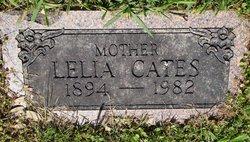 Lelia <I>Nicholson</I> Cates