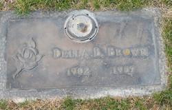 Della A. Brown